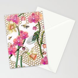 We're All Friends Here Stationery Cards