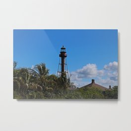It's a Sanibel Summer III Metal Print