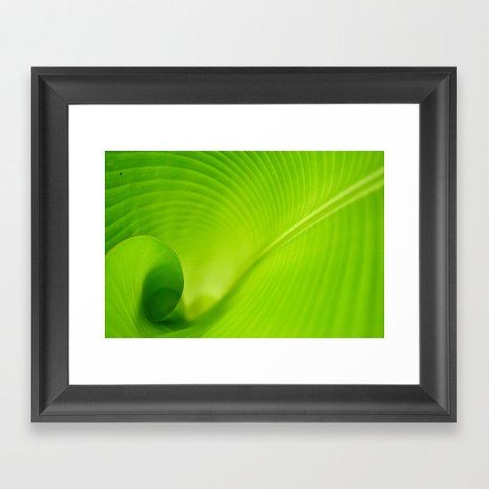 Look Inside Framed Art Print