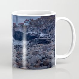 Storm Lighthouse 2 Coffee Mug