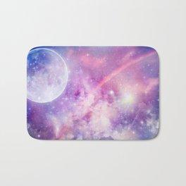 Pastel Celestial Skies Bath Mat