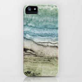 Mystic Stone Emerge iPhone Case