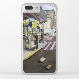 Curvilinear 97th Clear iPhone Case