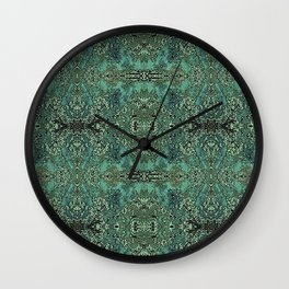 zakiaz forest Wall Clock