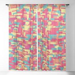 Tahiti Treat Sheer Curtain