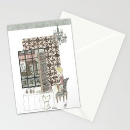 13 Layer Cake Stationery Cards