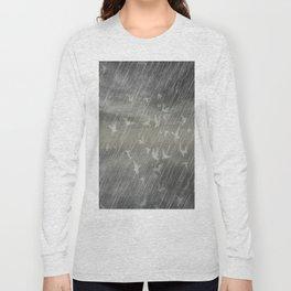 Rainy Landscape N.3 Long Sleeve T-shirt
