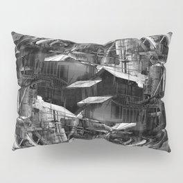 Post-Modern Industrial Complex:  The Art of Regressing Pillow Sham