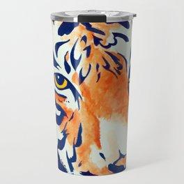 Auburn (Tiger) Travel Mug