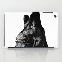 howl iPad Cases featuring Howl by Victoria-Samantha