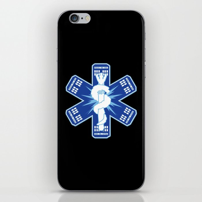 The Doctors Association iPhone Skin