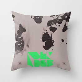 BLK365 Series - Radio Throw Pillow