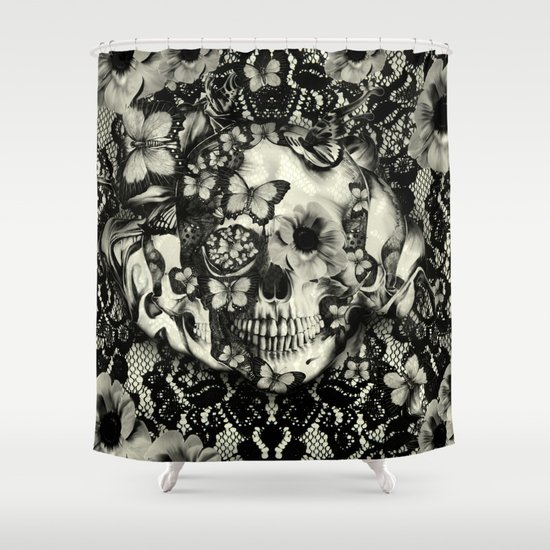 Victorian Gothic Shower Curtain - Victorian Gothic Shower Curtain By Kristy Patterson Design Society6