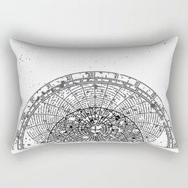 Astrolabe Rectangular Pillow