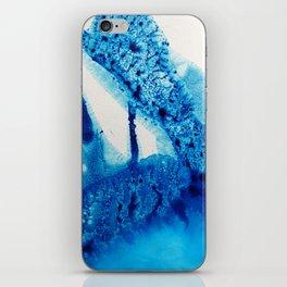 Into Indigo iPhone Skin