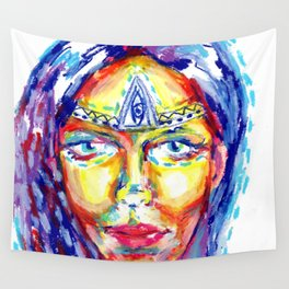 Spirit Guide II Wall Tapestry