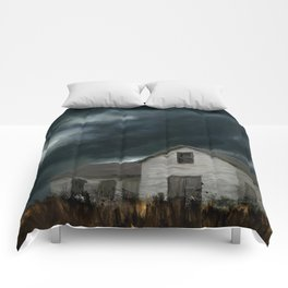 Time for Dinner Comforters