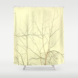 Tree Branch Shower Curtain