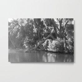 Mississippi River in Minneapolis Metal Print