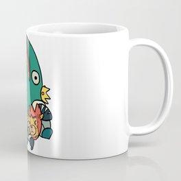 Fishboy The III Coffee Mug