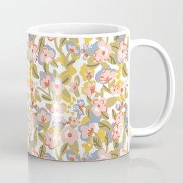 Colorful flower pattern Coffee Mug