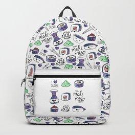 Galaxy Sushi Backpack
