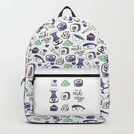 Galaxy Sushi Backpack