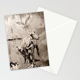 MARN HOL FAST - contract work and... Stationery Cards
