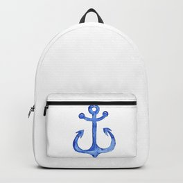 Dreaming of nautical adventure Backpack