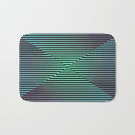 Play with stripes  2 Bath Mat
