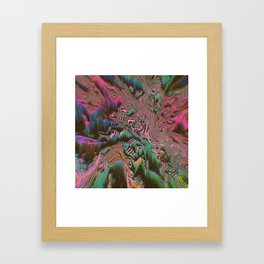 LĪSADÑK Framed Art Print