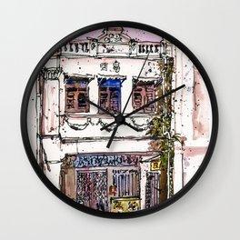 20160619 Kluang Jalan Ismail Wall Clock