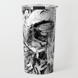 Trashed Travel Mug