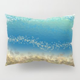 Abstract Seascape 04 wc Pillow Sham