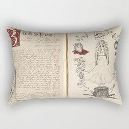 The Banshee Handbook Rectangular Pillow