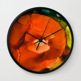 Gutter Ball Wall Clock