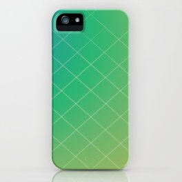 Gradient iPhone Case