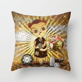 Kathya Throw Pillow