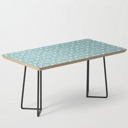 Unicorn Yoga Coffee Table