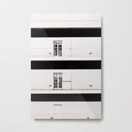 Doors To Nowhere Metal Print