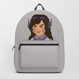 Dva Pixel Portrait Backpack