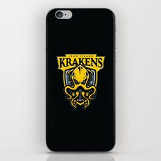 Iron Island Krakens iPhone & iPod Skin
