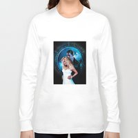 true blood Long Sleeve T-shirts featuring True Blood - Sookie & Eric by Jaime Gervais