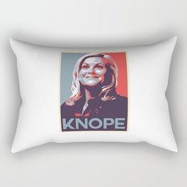 Leslie Knope Parks And Rec Rectangular Pillow
