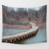 michigan Wall Tapestries featuring Michigan by Ziggy Photography