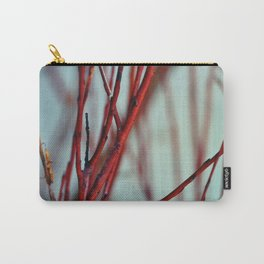 bloody branches Carry-All Pouch