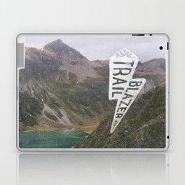 Trail Blazer Laptop & iPad Skin
