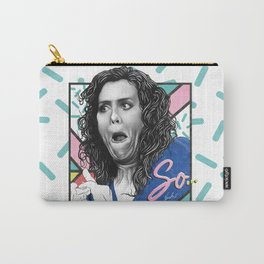 KRISTEN WIIG - SNL PENELOPE Carry-All Pouch