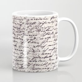 This Letter is for You Coffee Mug