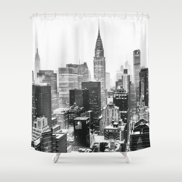 New York City Shower Curtain by newyorkphotography | Society6
